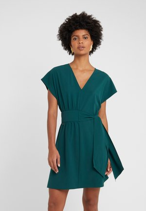 Vestido informal - self green