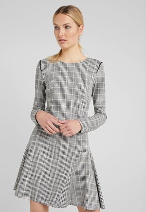 ABITO DRESS - Day dress - black/ivory
