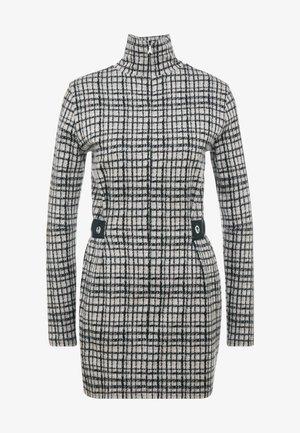 ABITO DRESS - Shift dress - grey