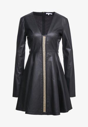 ABITO DRESS - Vestido de cóctel - nero