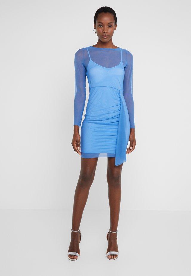 ABITO DRESS - Cocktail dress / Party dress - ocean blue
