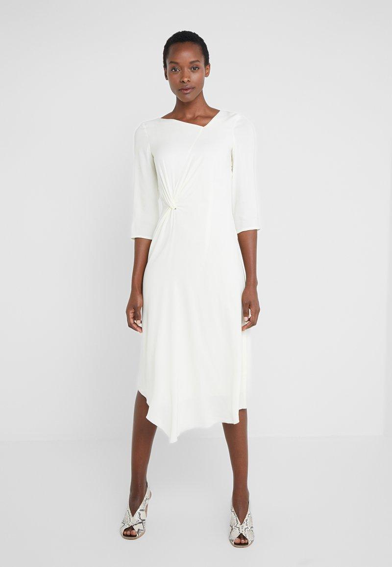 Patrizia Pepe - ABITO/DRESS - Vestito estivo - statue white
