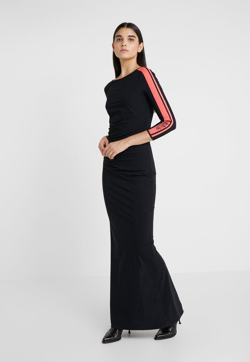 Patrizia Pepe - ABITO DRESS - Maxi dress - nero
