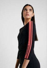 Patrizia Pepe - ABITO DRESS - Maxi dress - nero - 4
