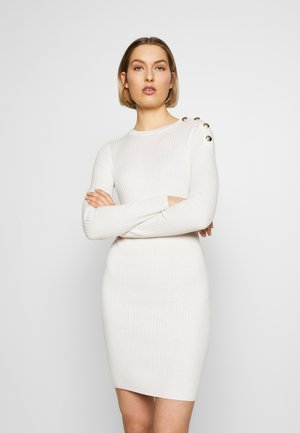 ABITO DRESS - Shift dress - bianco