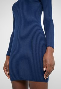 Patrizia Pepe - ABITO DRESS - Shift dress - navy - 5