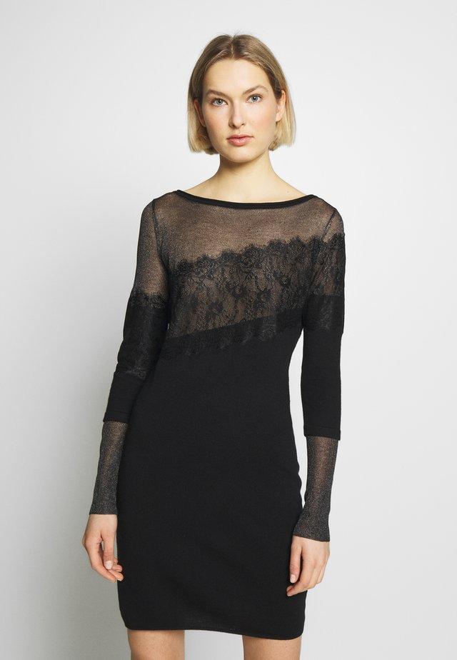 ABITO/DRESS - Vestido de tubo - nero