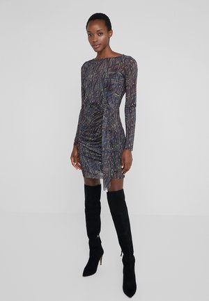 ABITO DRESS - Cocktailjurk - black