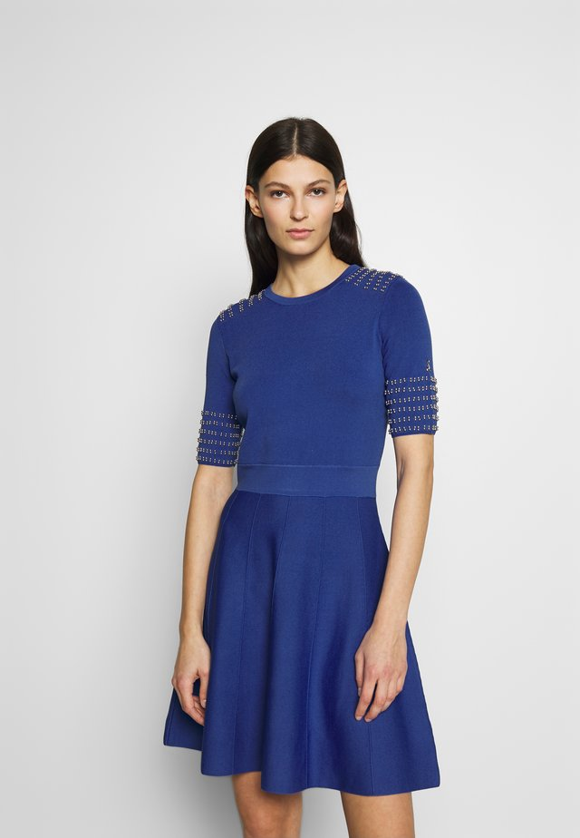ABITO DRESS - Cocktail dress / Party dress - electric blue