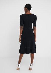 Patrizia Pepe - ABITO DRESS - Jumper dress - nero - 2