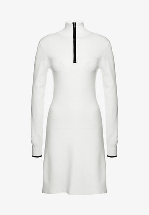 ABITO DRESS - Neulemekko - bianco/nero