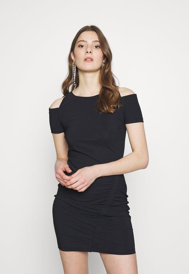 ABITO DRESS - Vestido ligero - nero