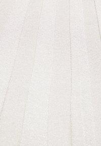 Patrizia Pepe - ABITO DRESS - Abito in maglia - statue white lurex - 6