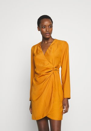 ABITO DRESS - Cocktail dress / Party dress - copper orange
