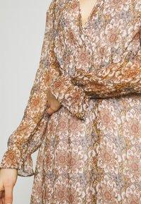 Patrizia Pepe - ABITO DRESS - Robe d'été - white - 5