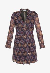Patrizia Pepe - ABITO DRESS - Day dress - blue - 6