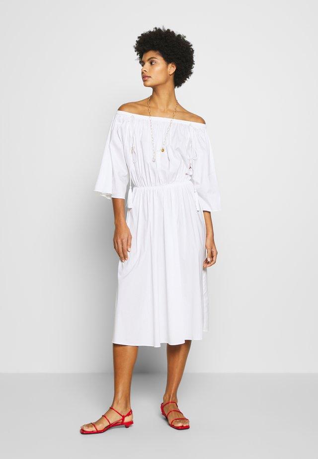 ABITO/DRESS - Freizeitkleid - white