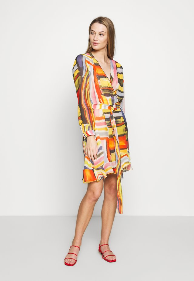 ABITO DRESS 2 IN 1 - Vestido informal - multi-coloured