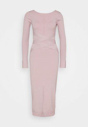 BONDAGE DRESS - Fodralklänning - lilac tulle