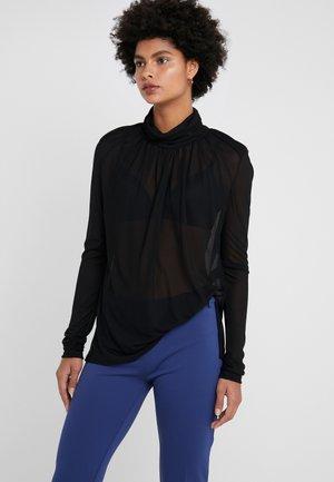 MAGLIA - Långärmad tröja - nero