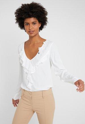 Blusa - bianco