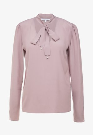 CAMICIA BLOUSE - Blus - wood rose