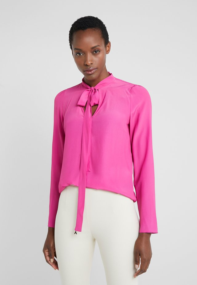 CAMICIA BLOUSE - Blus - very berry