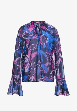 CAMICIA/BLOUSE - Blouse - tropic flower