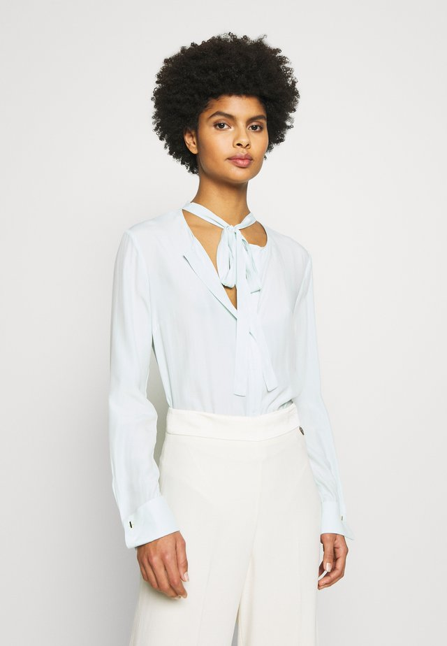 CAMICIA - Blouse - chlorophyll
