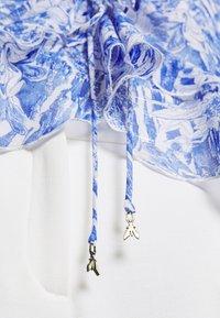 Patrizia Pepe - CAMICIA - Blusa - blue/white - 5