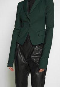 Patrizia Pepe - Blazer - dark green - 5