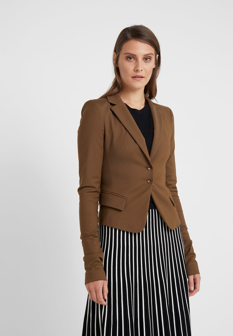 Patrizia Pepe - Blazer - techno brown