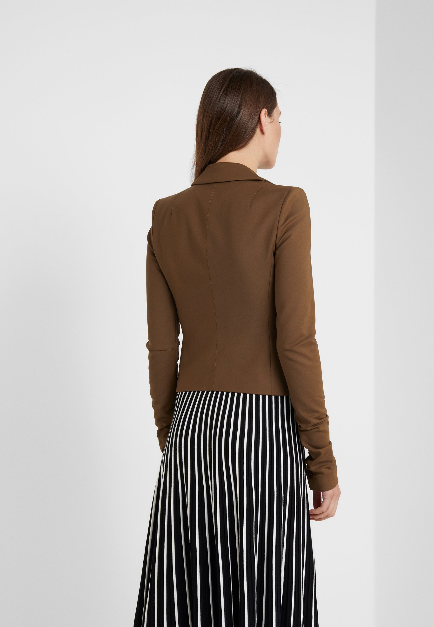 Patrizia Pepe Blazer - Techno Brown