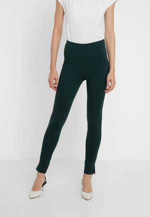 PANTALONI TROUSERS - Leggings - dark green