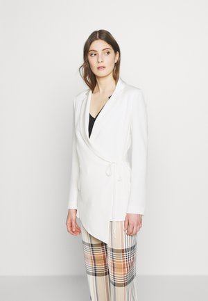 GIACCA JACKET - Cappotto corto - ivory