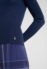 Patrizia Pepe - MAGLIA - Pullover - deep blue - 5