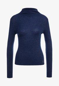 Patrizia Pepe - MAGLIA - Pullover - deep blue - 4