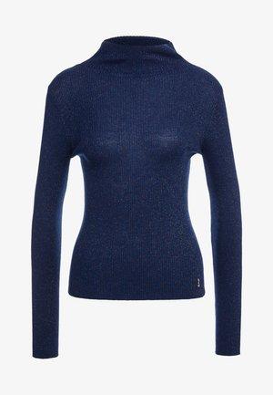 MAGLIA - Stickad tröja - deep blue