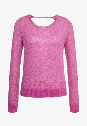 Pullover - cactus pink