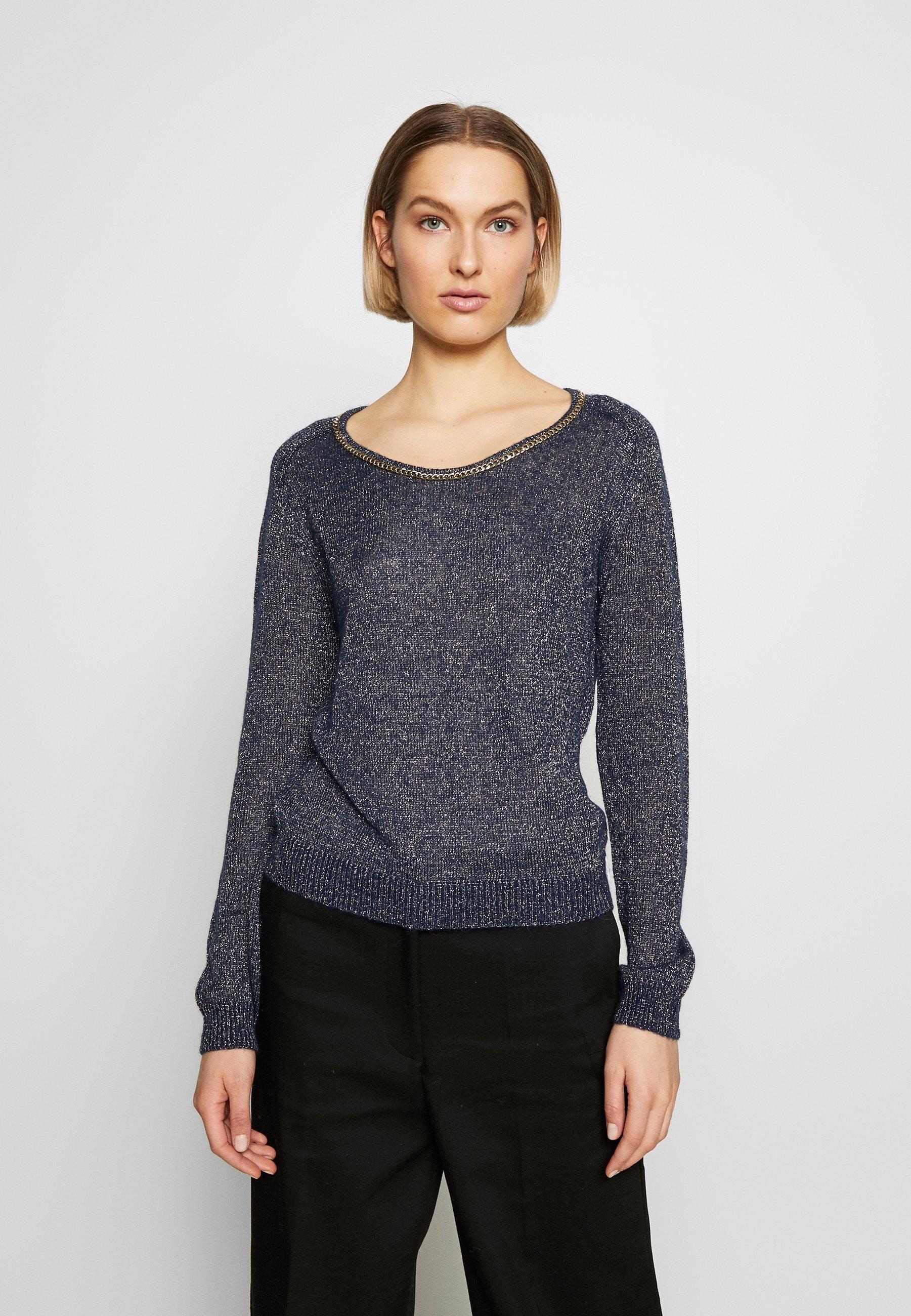 Patrizia Pepe Wełniane swetry w Zalando