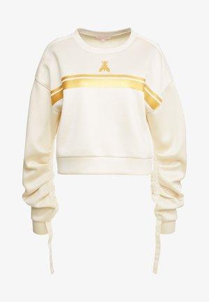 Sweatshirt - statue white