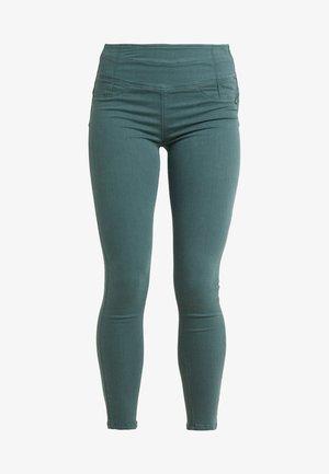 Pantalon classique - self green