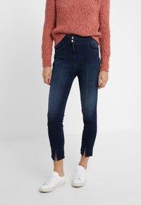 Patrizia Pepe - Jeans Skinny - wow blue wash - 0