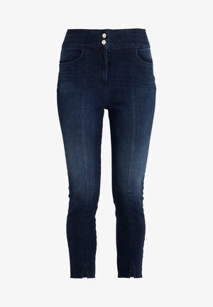 Jeansy Skinny Fit - wow blue wash