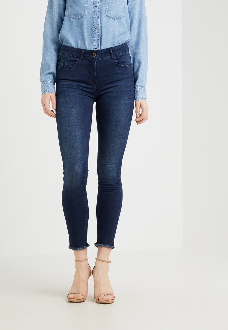 Patrizia Pepe - Jeans Skinny Fit - washed blue