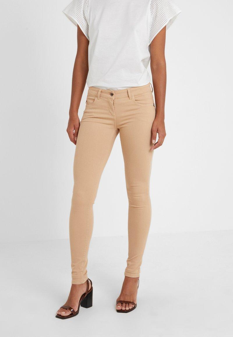 Patrizia Pepe - Jeans Skinny Fit - triking beige