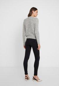 Patrizia Pepe - Jeans Skinny - nero - 2