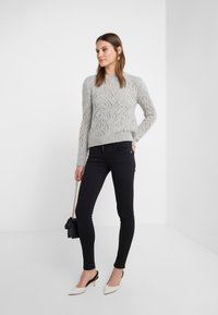 Patrizia Pepe - Jeans Skinny - nero - 1