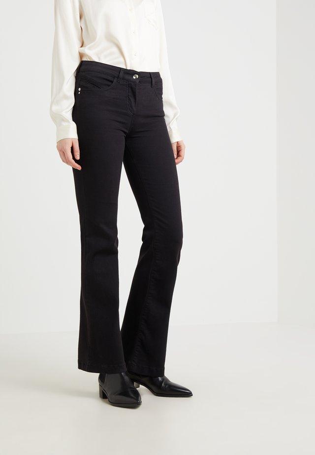 Flared jeans - nero