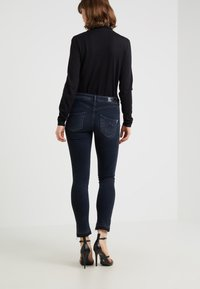 Patrizia Pepe - Jeans Skinny Fit - blue black wash - 2